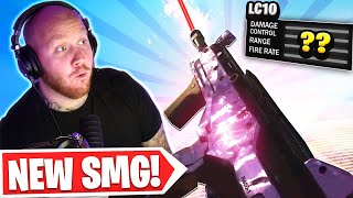 TRYING THE *NEW* LC10 SMG IN WARZONE!