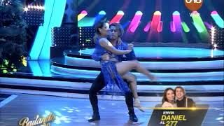 ¡Daniel Núñez e Iblim Velez bailan #ChaChaCha! #Bailando2017
