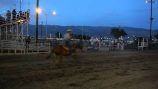 200 Yard Western Race at Mule Days 2013 - Bishop, California
