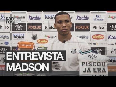 MADSON | ENTREVISTA (07/10/20)