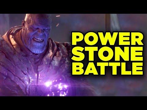 Thanos POWER STONE Heist Deleted Scene Revealed! (Avengers Endgame & Infinity War)