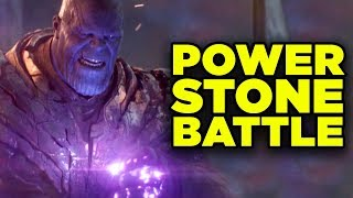 Thanos POWER STONE Heist Deleted Scene Revealed! (Avengers Endgame & Infinity War)