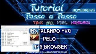 [PSVITA 3.60] INSTALANDO PKG POR NPS_BROWSER