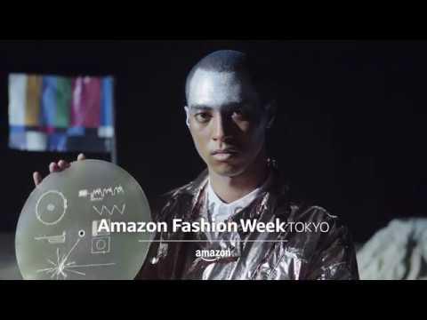 Amazon Fashion Week TOKYO 2018 A/W Key Visual Video (music by MONDO GROSSO)