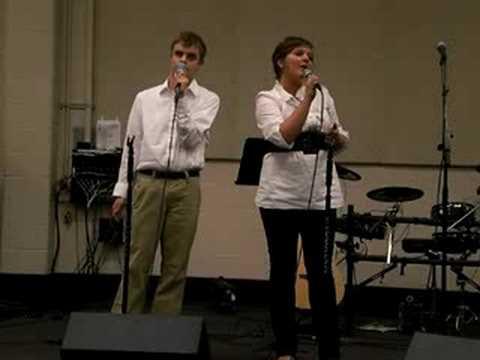 "Erin Wilson and Brian Howerton ""The Prayer"""