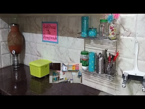 Repeat Kitchen Counter Top Organization Indian Kitchen