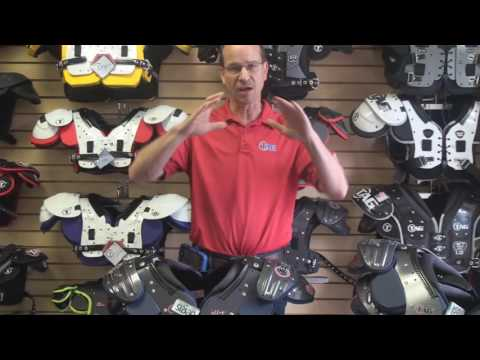 Tim's Tips - RIPT Shoulder Pads