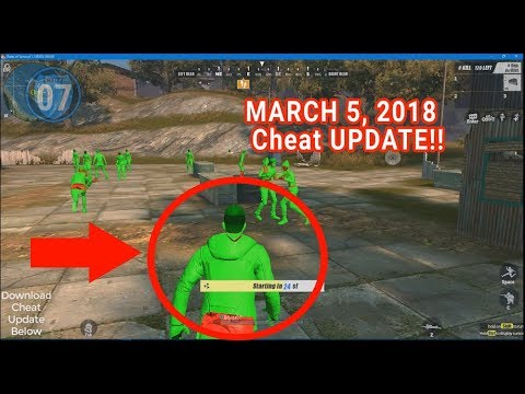 Rules Of Survival Cheat UPDATE (March 5, 2018) For PC Players