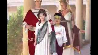 Ancient Roman Costume Ideas for the Family