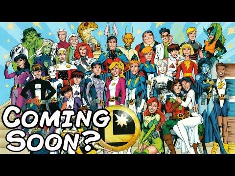 DC's Legion Of Superheroes Film Coming Soon?