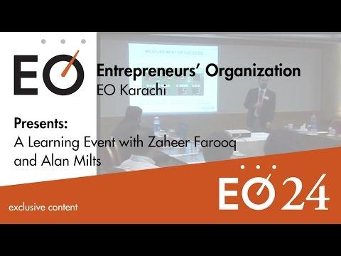 #EO24 - Karachi - A Learning Event