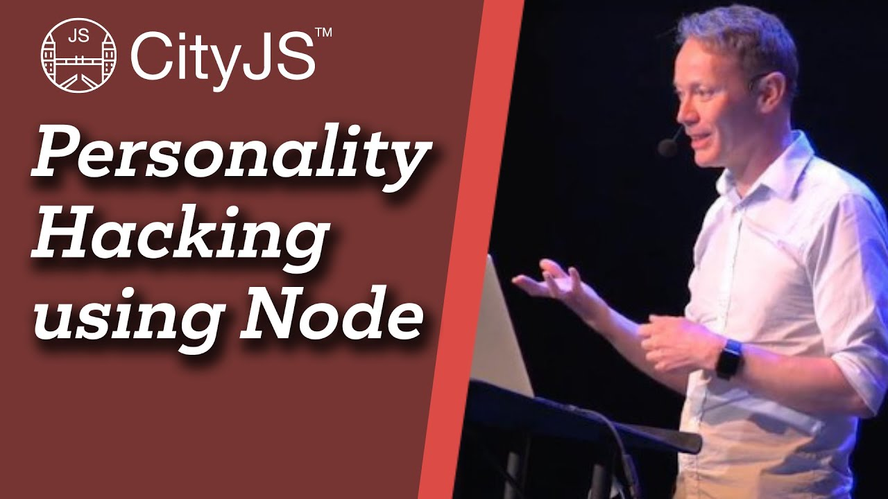 Personality Hacking Using Node