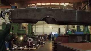 KGHM ZANAM konstrukcje stalowe / steel constructions