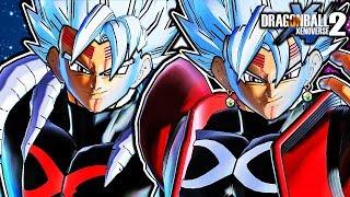 Dragon Ball Xenoverse 2 PC: XENO Baby Black DLC Mod Pack Gameplay (Xeno Baby Gogeta & Vegito Black)