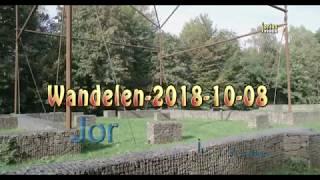 Wandelen 2018 10 08 Plasmolen