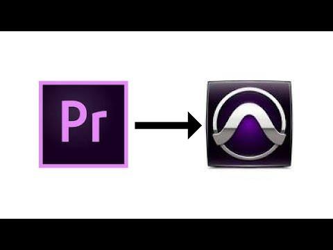 Adobe Premier AAF Export to Pro Tools 12
