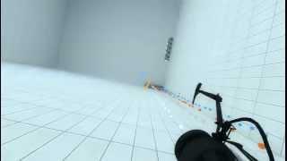 Portal 2 Speed Run Techniques - Speed Jumping