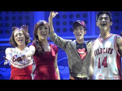 [FANCAM] 130723 f(x) Luna - Curtain Call at High School Musical