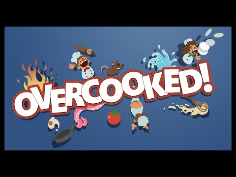 Overcooked Gameplay - Part 1 - Hot And Spicy! (PC)