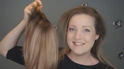 All About My Hair Topper - Jon Renau | Allison's Journey