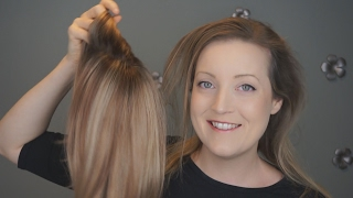 All About My Hair Topper - Jon Renau | Allison's Journey