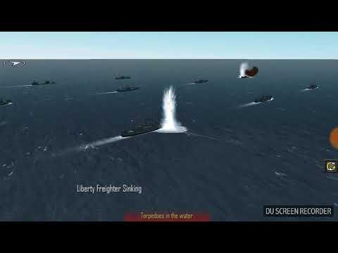 Attack of the sea wolves:Atlantic fleet Episode 3