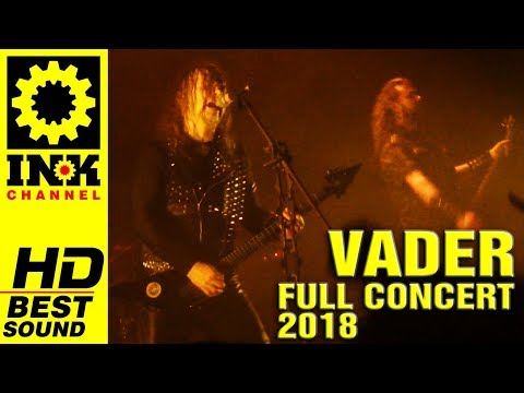 VADER - Full Concert w/ KREATOR [20/1/2018 Thessaloniki Greece]