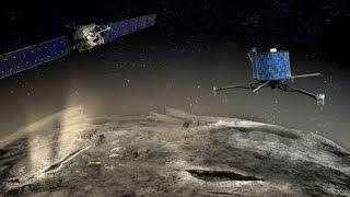 РОЗЕТТА ПОСАДКА НА КОМЕТУ NATiONAL GEOGRAPHiC ЧУРЮМОВА ГЕРАСИМЕНКО ФИЛА МОДУЛЬ ПОСЛЕДНИЕ НОВОСТИ(Розетта Посадка на Комету Онлайн NATIONAL GEOGRAPHIC Comet Catcher The Rosetta Landing Philae Фила Модуль космический аппарат последн..., 2014-11-15T17:22:36.000Z)
