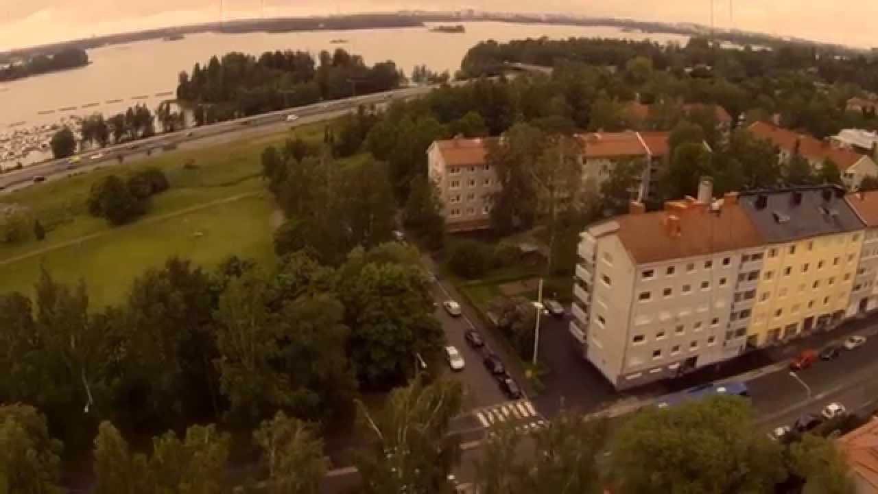 Paseo Lauttasaari