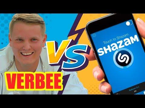 VERBEE против Shazam | Шоу Пошазамим