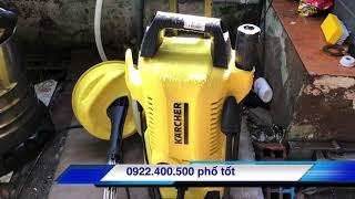 Máy rửa xe karcher k3 Full control giá 2tr500