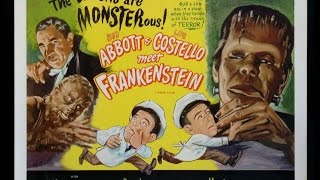 The Fantastic Films of Vincent Price #18 - Abbott & Costello Meet Frankenstein/Up in Central Park