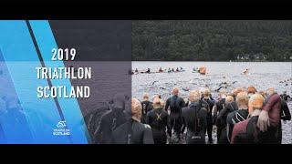 Triathlon Scotland 2019 Annual Video