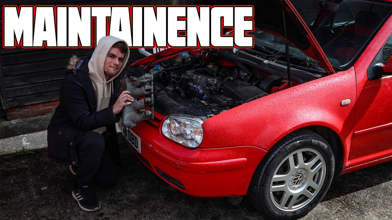 Download The MUST DO Things to Change when You Buy a Mk4 Golf... (Pt.2)