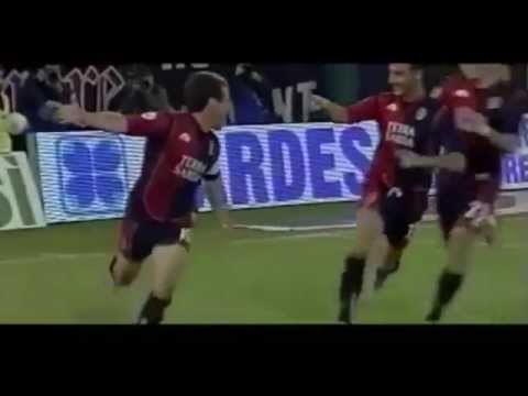 Cagliari Calcio Top Players: Gianfranco Zola