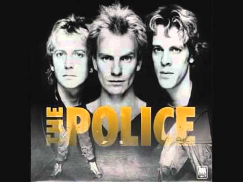 So Lonely   The Police lyrics