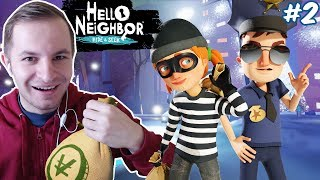 - ПРИВЕТ СОСЕД ПРЯТКИ ПОЛИЦИЯ И ВОР Hello Neighbor Hide and Seek 2