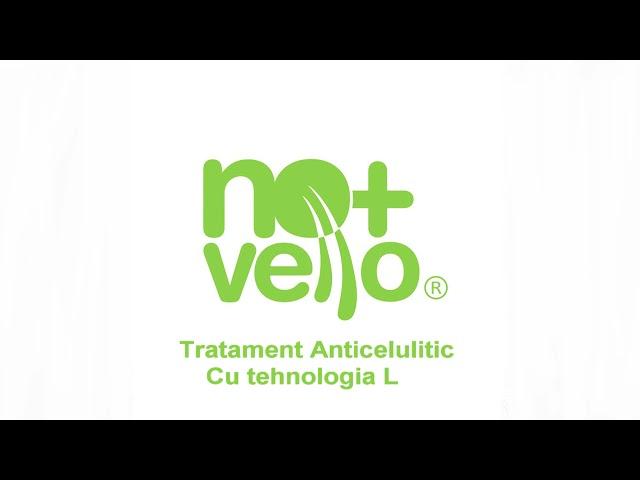 Tratament Anticelulitic cu tehnologia LED- Nomasvello