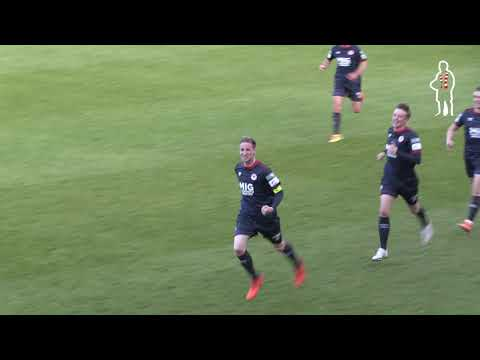 Goal: Ian Bermingham (vs Sligo Rovers 03/05/2021)
