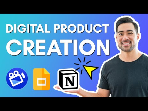 5 DIGITAL PRODUCT CREATION TOOLS // My Everyday Tools For Creating Digital Products