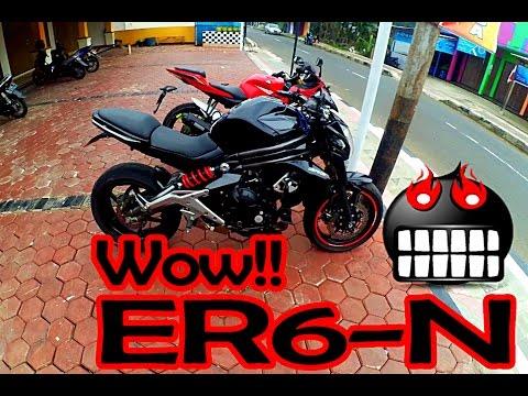 Test Ride Kawasaki ER6-N - 650cc Kampungan Banget Gua