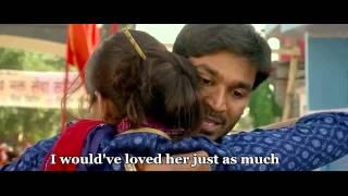 nice dialogue by a guy to the girl who cheated him from Raanjhanaa movie
