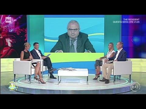 Discoteche sicure, il prefetto di Torino Claudio Palomba interviene a Unomattina estate