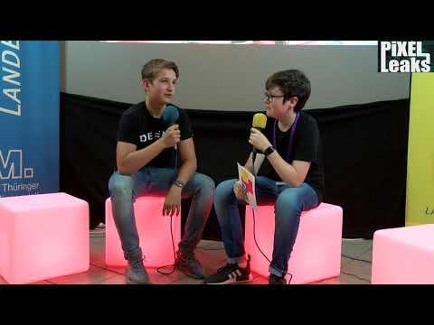Simon im Gespräch mit Luke Matt Röntgen über den neuen Pfefferkörner-Film