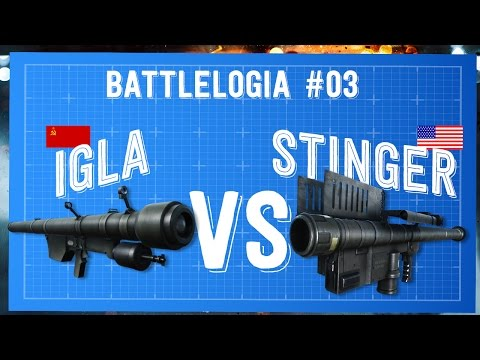 Battlelogia #03 › BF4: IGLA vs STINGER