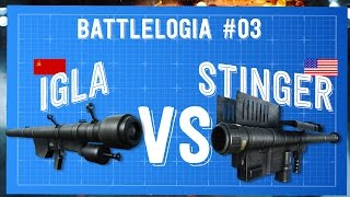 Battlelogia #03 › IGLA vs STINGER