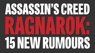 Assassin's Creed 2020 (KINGDOM/RAGNAROK) NEW RUMOURS