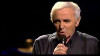 Charles Aznavour - Concert au Palais des congrès 2004