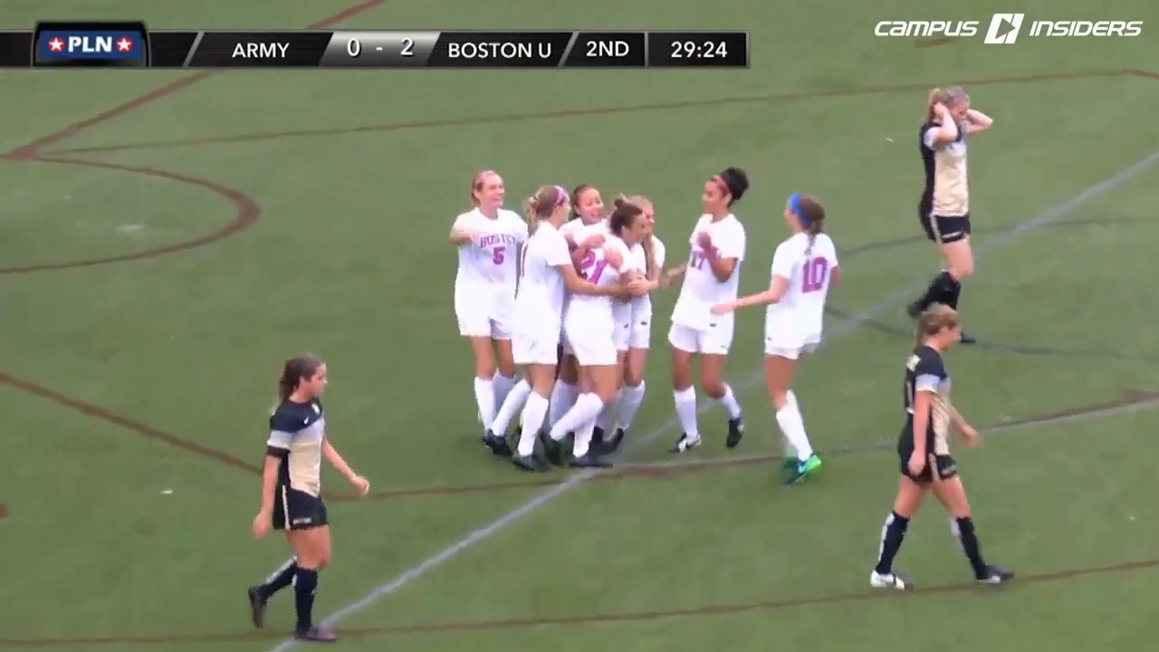 Highlights Women S Soccer Vs Army 10 22 2016 Youtube