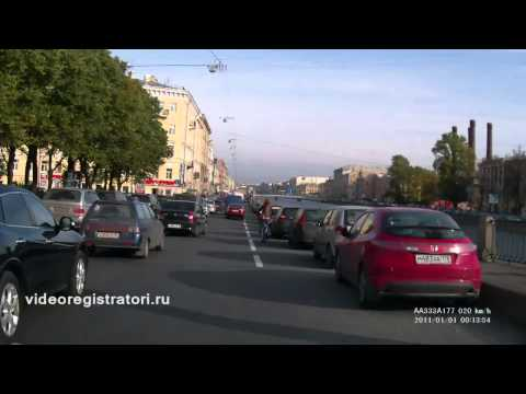 Видеорегистратор ACV GQ6 lite V.1 дневная-ночная съемка.mp4